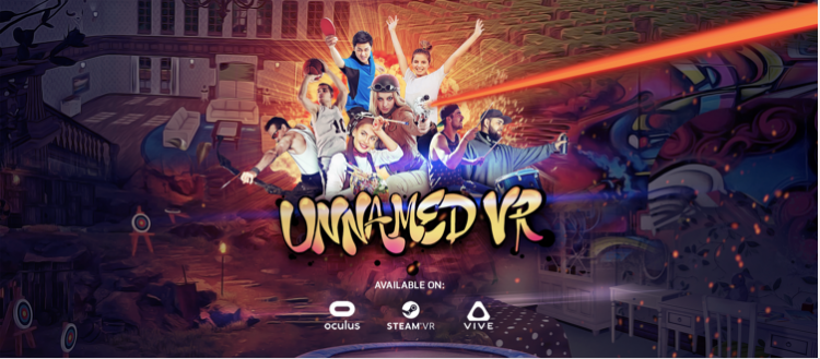 'Unnamed VR' Open-Ended Sandbox Virtual Reality Game – Now Available