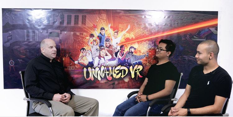 'Unnamed VR' The Inside Story of the VR Sandbox Game