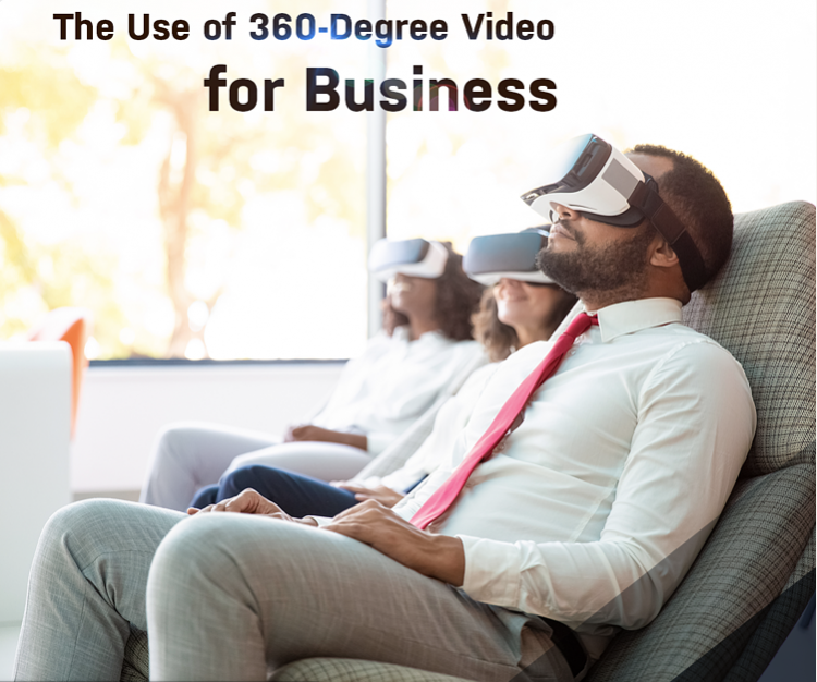 The Use of 360-Degree Video for Business