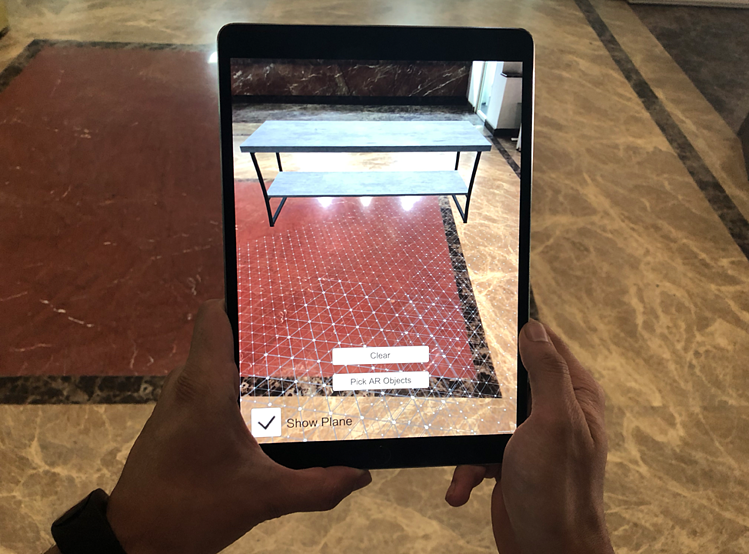 Augmented Reality Applications: The Next Big Thing