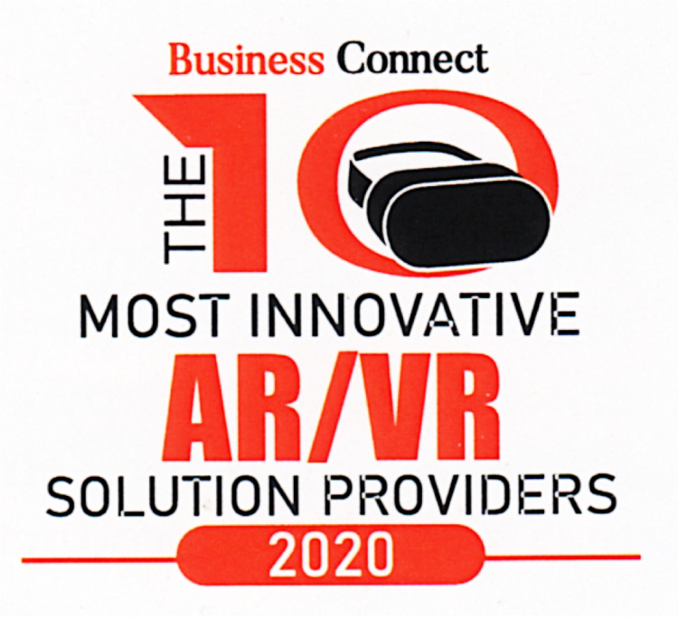 Paracosma Recognized as one of 'The 10 Most Innovative AR/VR Solution Providers 2020'