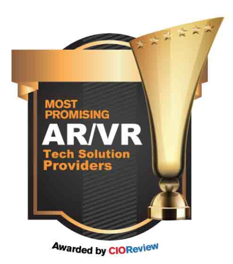 """Paracosma Named as One of the """"10 Most Promising AR/VR Tech Solution Providers - 2020"""""""