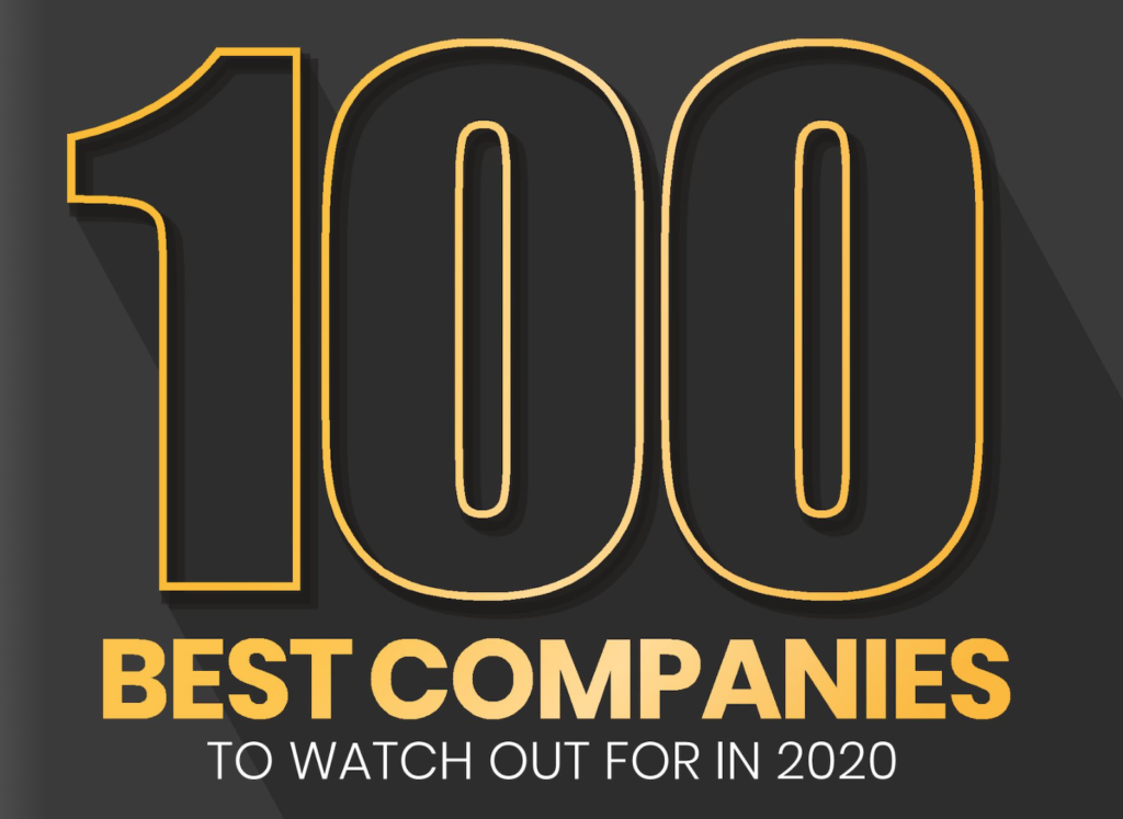 """Paracosma Recognized as one of the """"100 Best Companies to Watch For in 2020"""" 