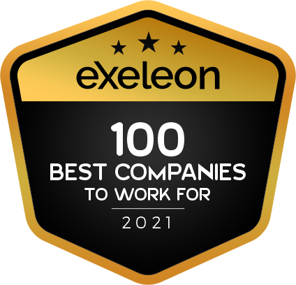 Paracosma Recognized as one of the '100 Best Companies to Work For in 2021'